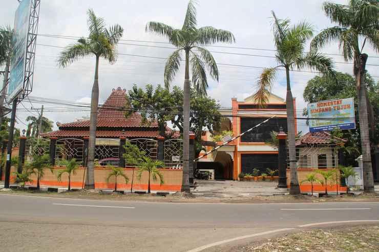 EXTERIOR_BUILDING Homestay Simpang Tujuh