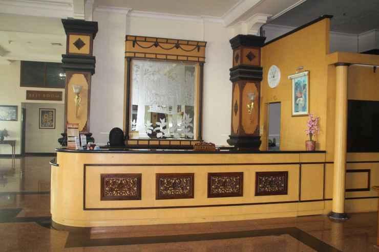 LOBBY Mega Bintang Sweet Hotel