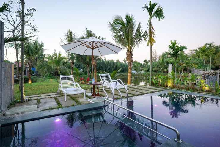 SWIMMING_POOL T Villa Hội An