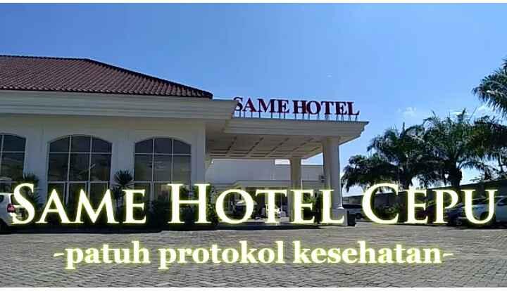 EXTERIOR_BUILDING SAME Hotel Cepu