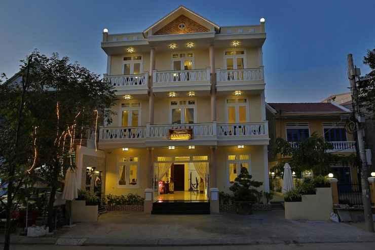 EXTERIOR_BUILDING Han Huyen Homestay