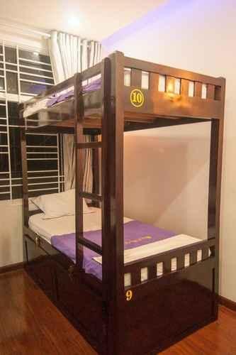 BEDROOM Backpack Hostel Nha Trang
