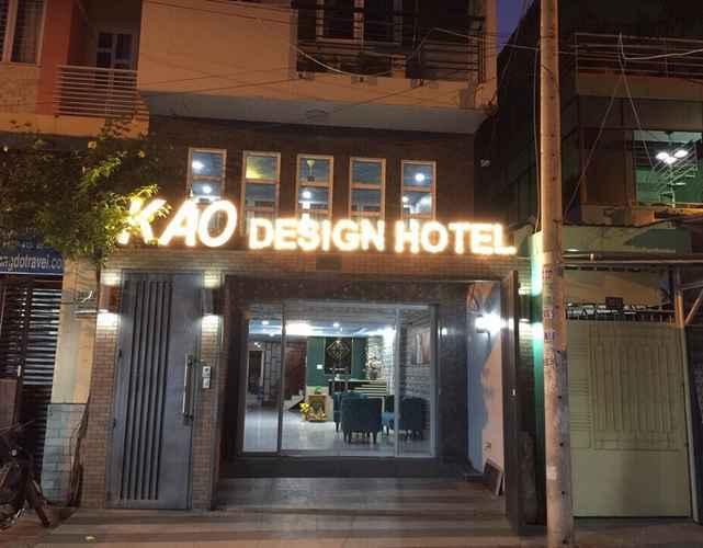 EXTERIOR_BUILDING Khách sạn Kao Design
