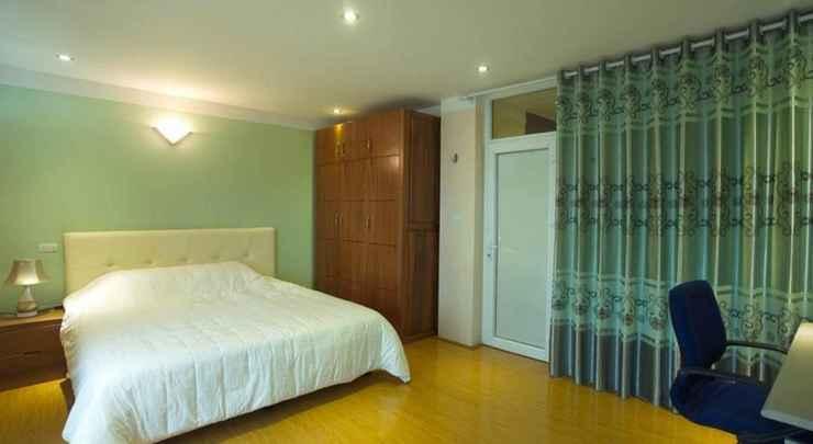 BEDROOM Granda Serviced Apartment 1