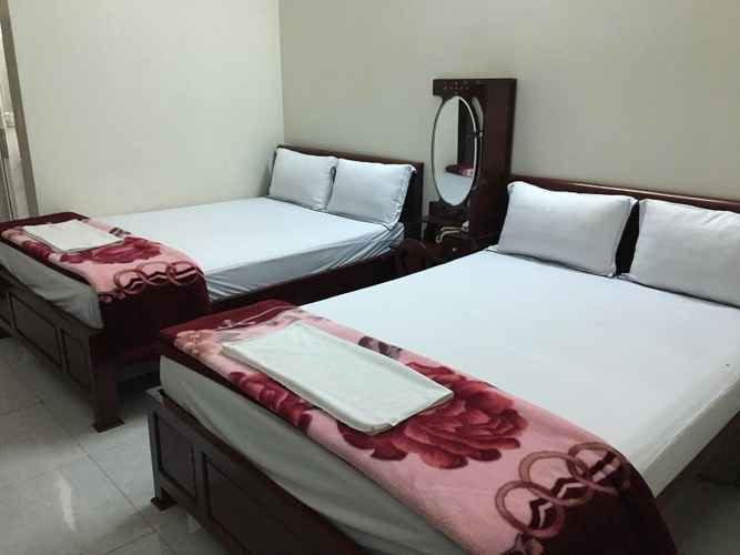 BEDROOM Khách sạn Ngọc Hồi 3