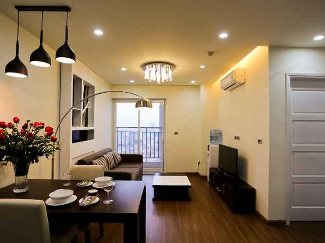 LOBBY Granda Serviced Apartment 5