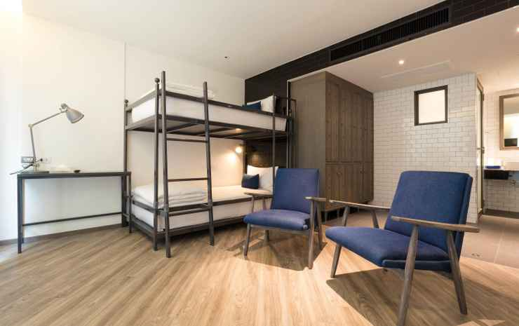 Klub Hotel Bangkok - Family Room Only (2 Bunk Beds)