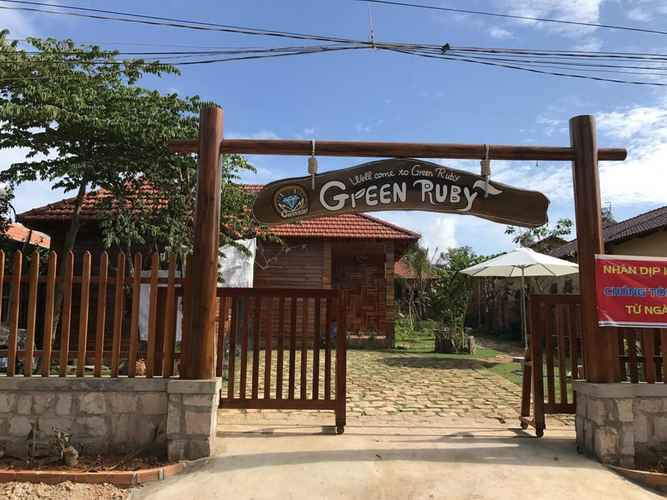 EXTERIOR_BUILDING Green Ruby Bungalow