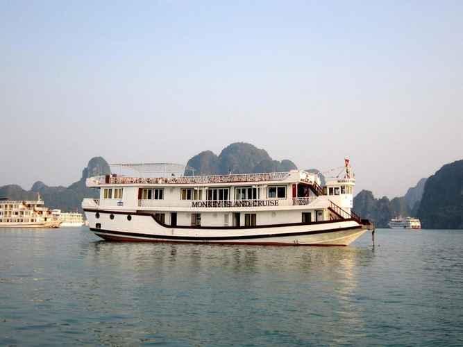 EXTERIOR_BUILDING Du thuyền Monkey Island