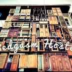 EXTERIOR_BUILDING เบดกัสซั่มโฮสเทล จันทบุรี
