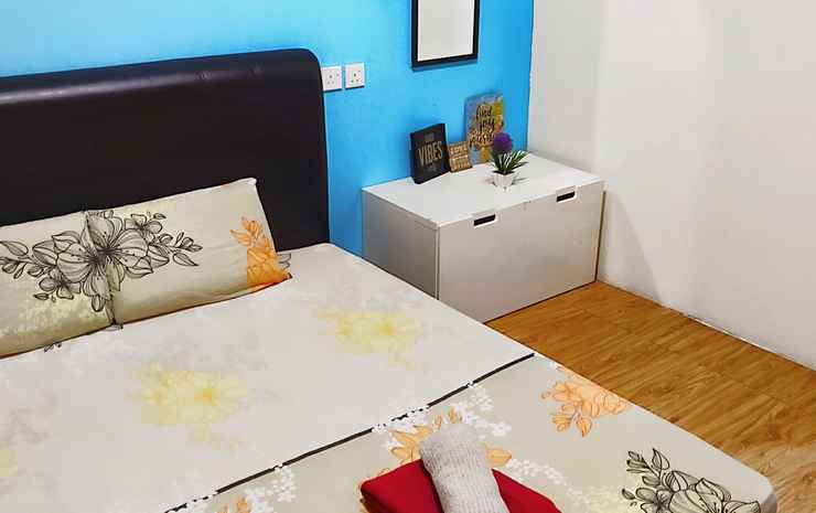 ZigZag Travellers Home (Formerly known as Marquee Guest Houzz) Kuala Lumpur - Private Double King