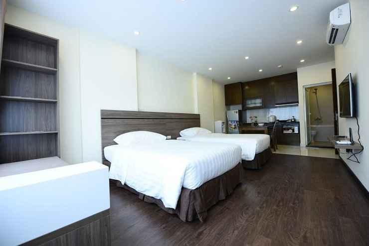 BEDROOM Granda Serviced Apartment 8