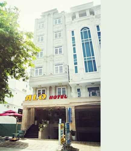 EXTERIOR_BUILDING Khách sạn Alo Trung Sơn