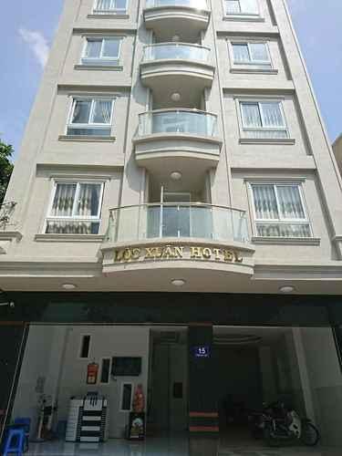 EXTERIOR_BUILDING Khách sạn Lộc Xuân