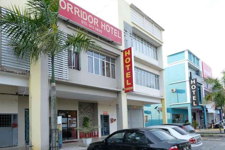 EXTERIOR_BUILDING Corridor Hotel Gambang