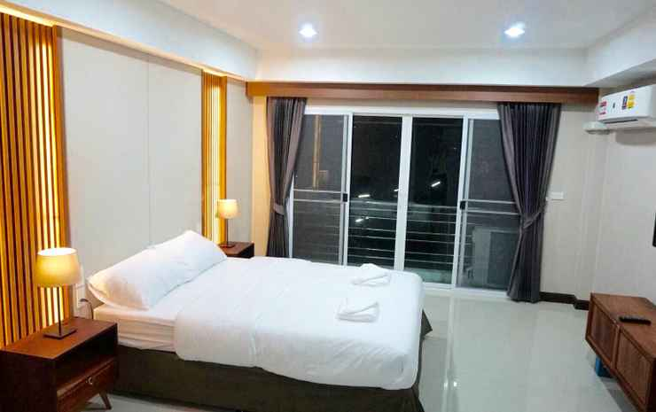 Room58  Bangkok - Standard Double with River View - Room Only FC