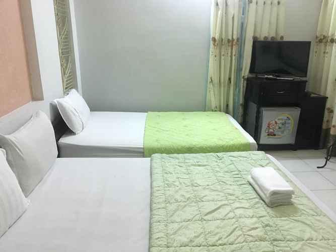 BEDROOM Khách sạn Sao Khuê 1