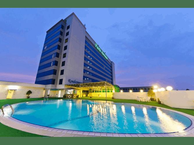EXTERIOR_BUILDING Park Avenue Hotel Sungai Petani