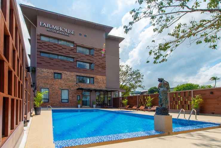 The Farm House Hotel Mueang Ranong District Low Rates 2020 Traveloka