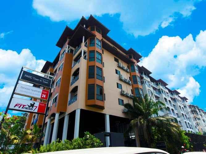 EXTERIOR_BUILDING Town In Town Garden Resort