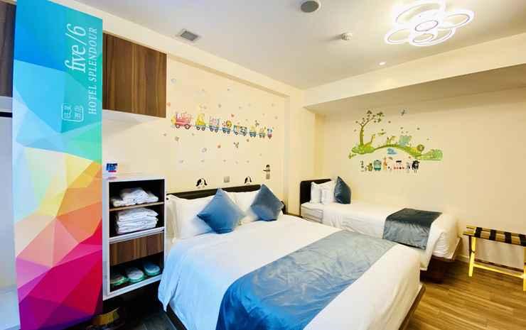 five/6 Hotel Splendour Singapore - Family Triple