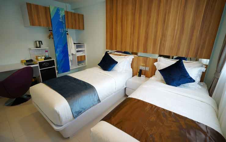 five/6 Hotel Splendour Singapore - Superior Twin Room