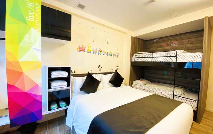 five/6 Hotel Splendour Singapore - Family Quadruple