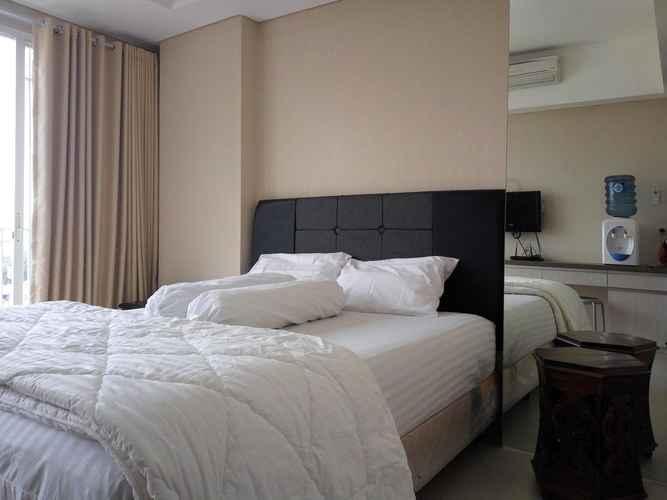 BEDROOM Apartemen Altiz Breeze Bintaro Plaza Residence - Best View & Clean