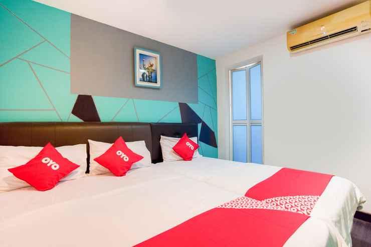 BEDROOM 1st Inn Hotel Klang Sentral