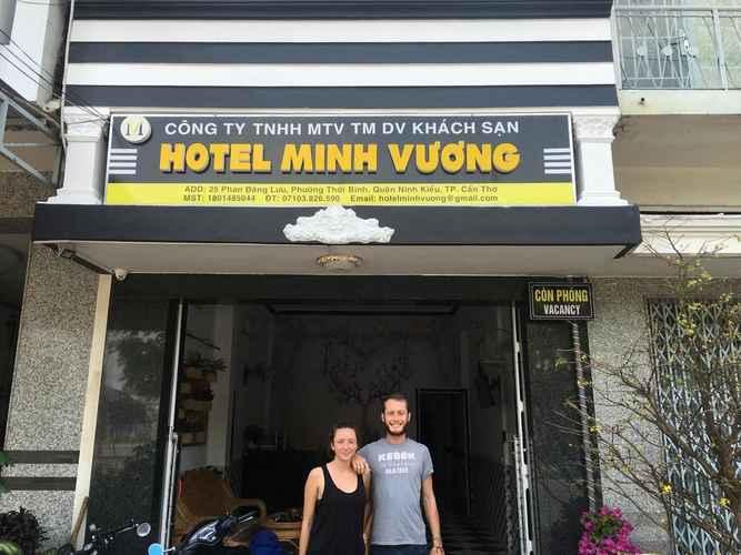 EXTERIOR_BUILDING Khách sạn Minh Vuong