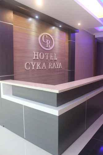 LOBBY Cyka Raya Hotel