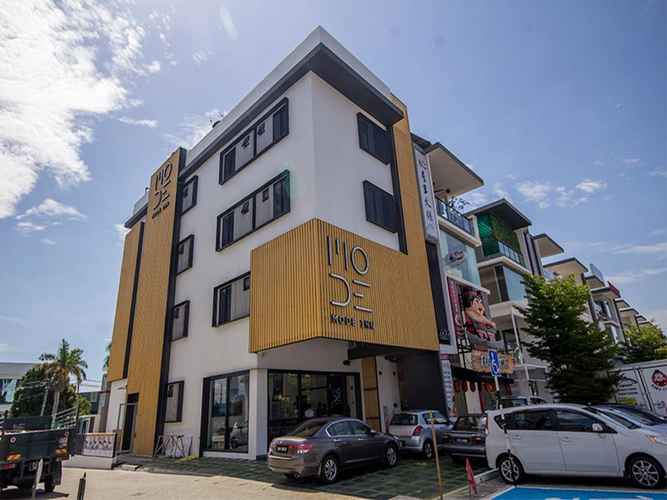 EXTERIOR_BUILDING Mode Inn Icon City
