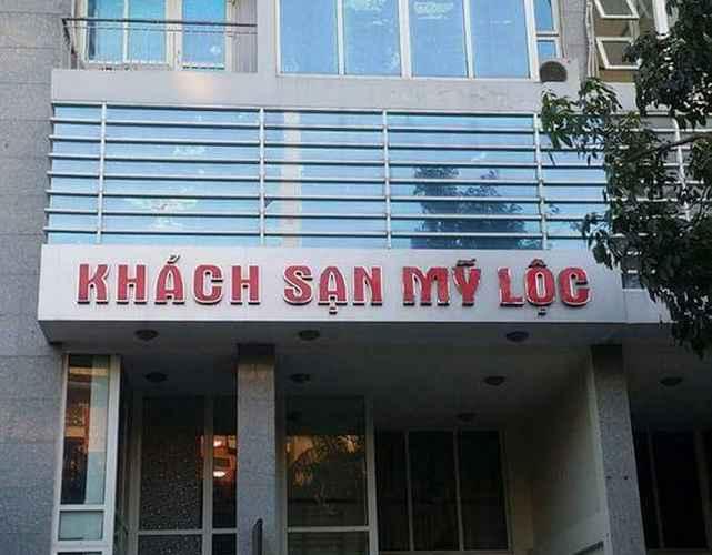 EXTERIOR_BUILDING Khách sạn Mỹ Lộc
