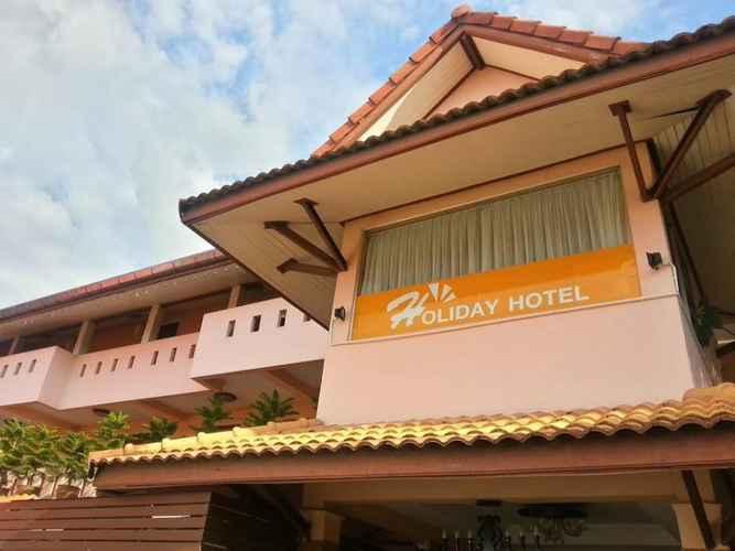 LOBBY Holiday Hotel
