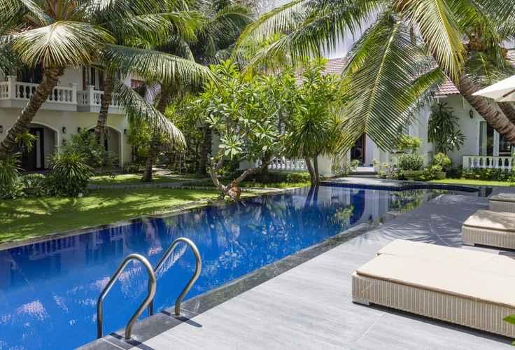 SWIMMING_POOL La Paloma Villa Nha Trang