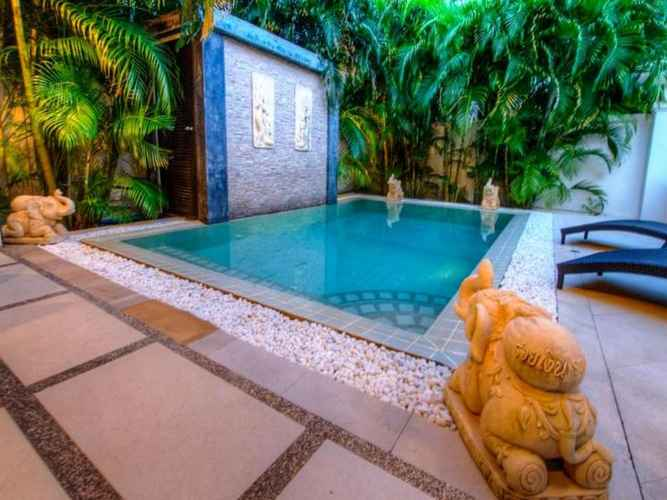 SWIMMING_POOL MEURSAULT - 1 Bedroom Villa by Jetta
