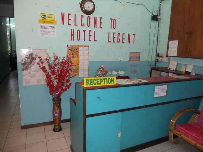 LOBBY Hotel Legent