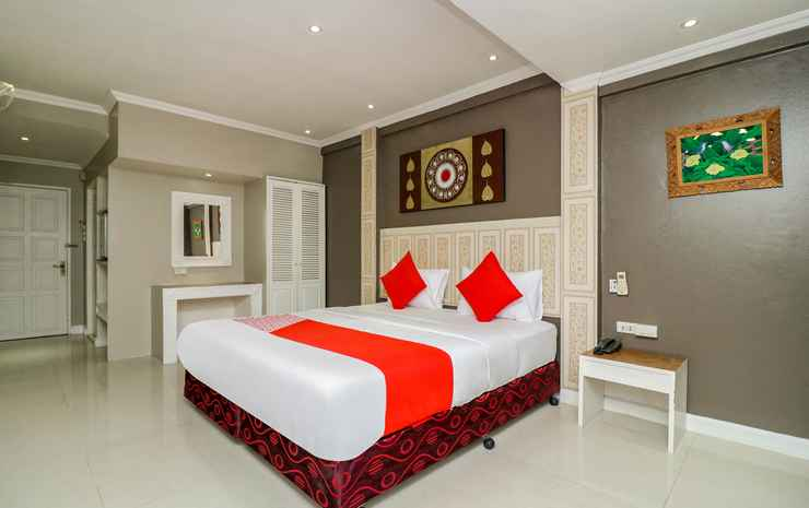Natural Beach Hotel Chonburi - Deluxe Double Sea View Room