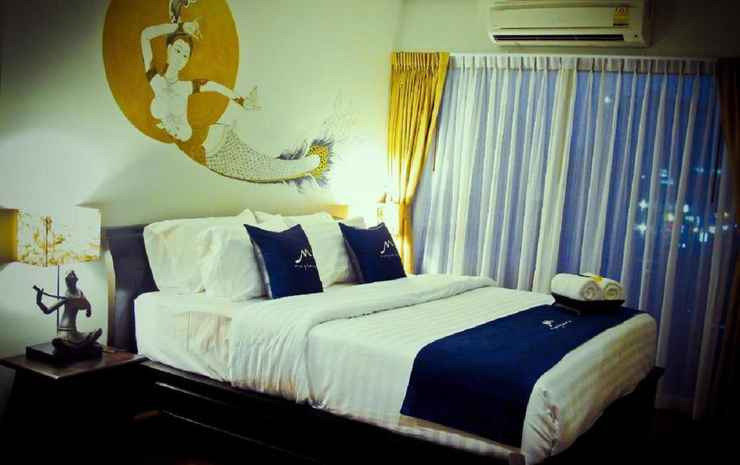 Maytara Hotel Chonburi - Kamar Deluks, balkon