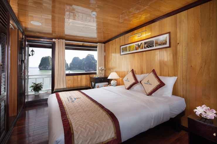 BEDROOM Garden Bay Luxury Cruise