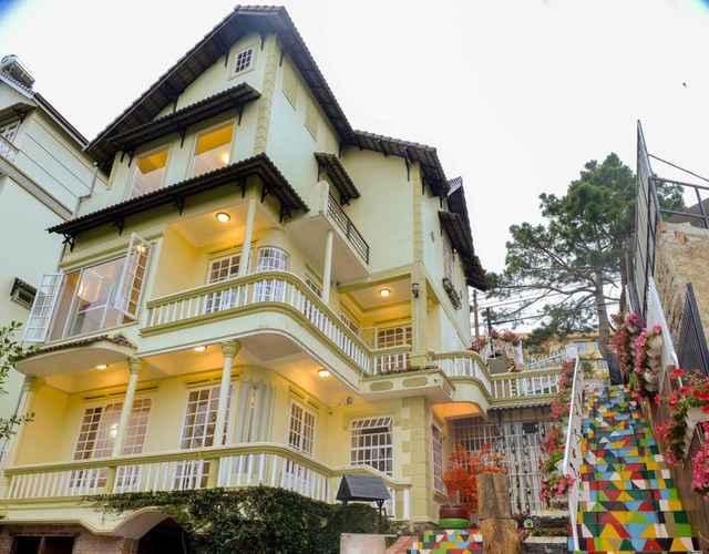EXTERIOR_BUILDING Bonjour Dalat Homestay