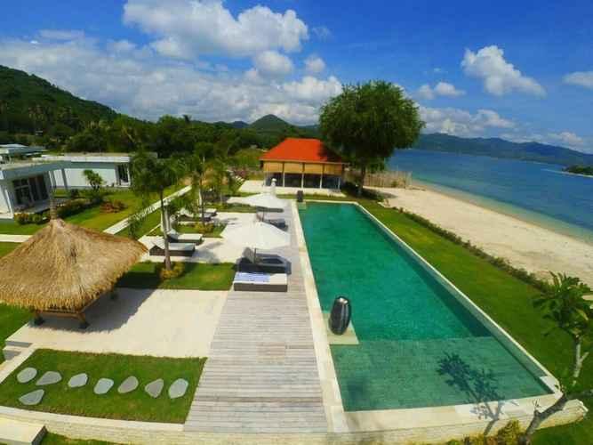 EXTERIOR_BUILDING The Suites Lombok