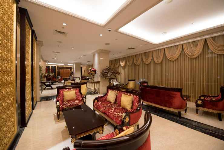 LOBBY MYKO Hotel & Convention Center Makassar
