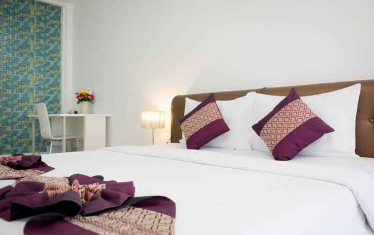 Markland Seaside Pattaya Chonburi - Deluxe Double Sea View Room Only