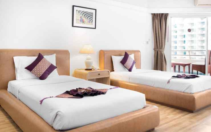 Markland Seaside Pattaya Chonburi - Deluxe Twin Sea View Room Only