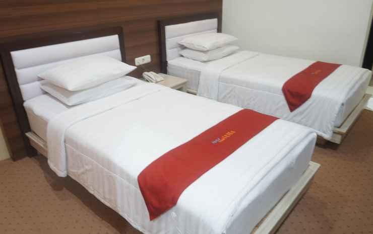 Hotel Grand Putra Syariah Kebumen Kebumen - Standard Twin Bed