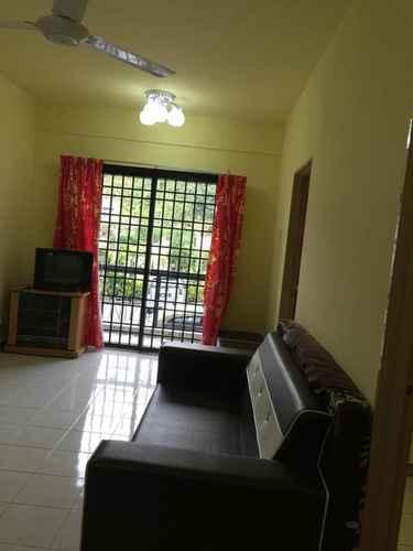 LOBBY Meena's Apartment @ Royal Lily