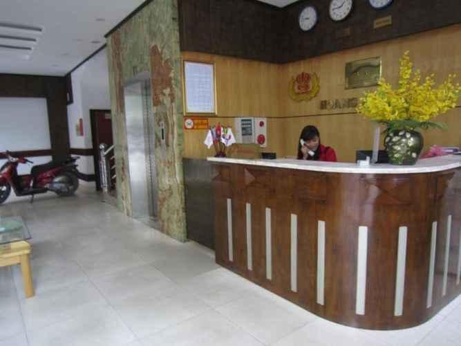 LOBBY Khách sạn Hoàng Anh Cầu Giấy 1