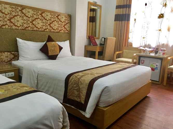 BEDROOM Khách sạn Hoàng Anh Cầu Giấy 2