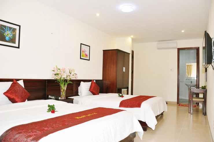 BEDROOM Khách sạn Hoài Nga Đà Nẵng